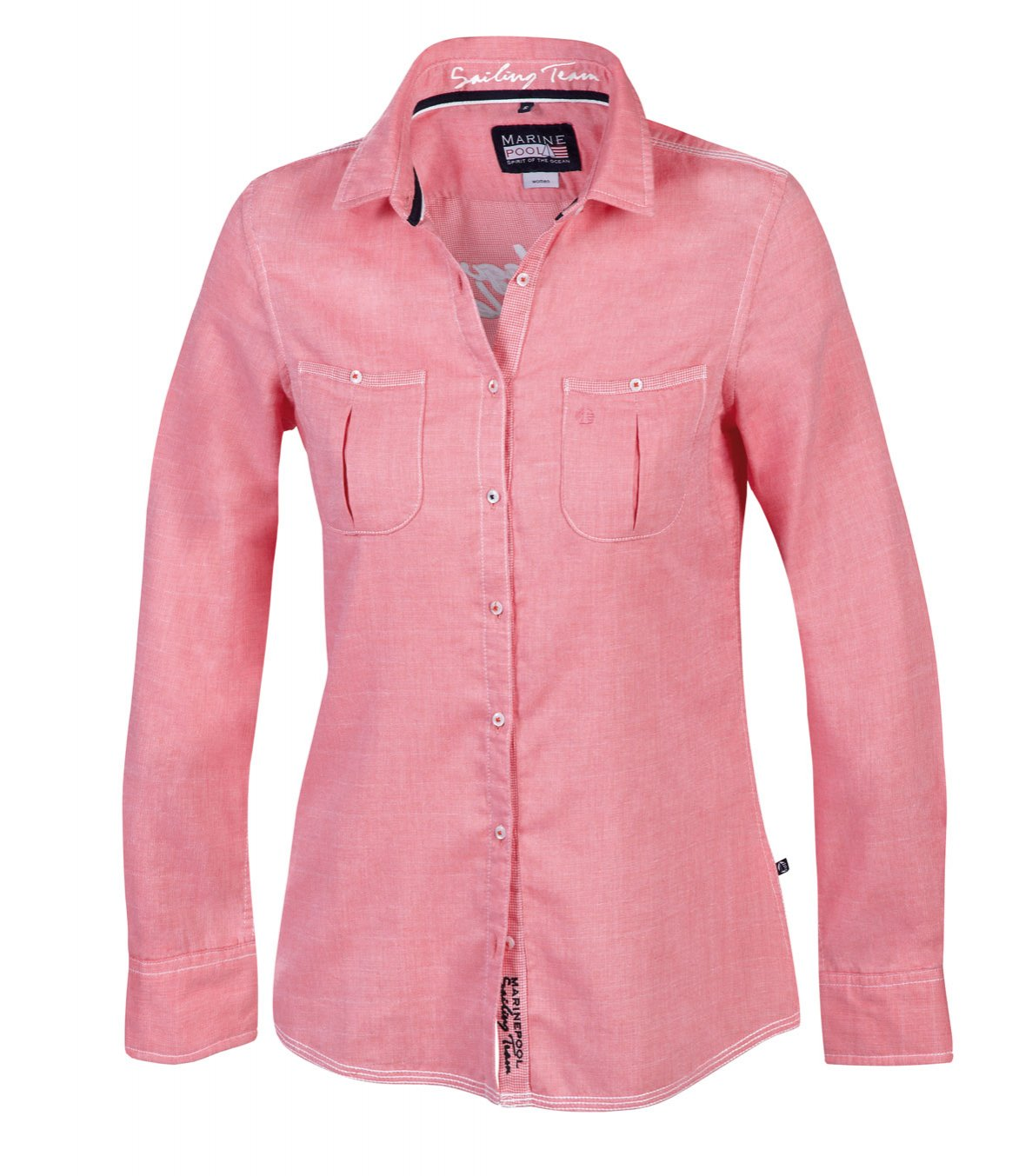 alessandra blouse women blush1